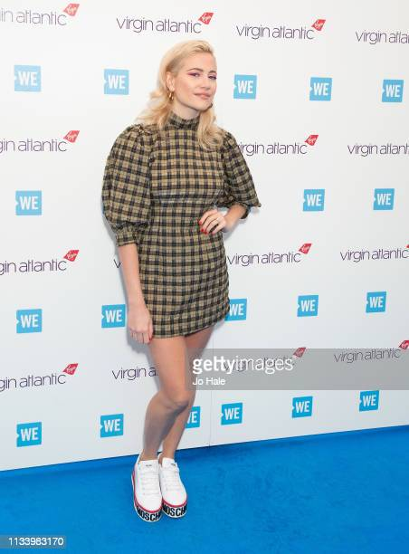Pixie Lott attends We Day UK at SSE Arena on March 06 2019 in London England