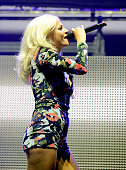 manchester england pixie lott performs during