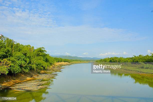 Piyain River is a tributary of the Surma River and originates from the Umgat river of Assam The Umgat's source is from the hilly areas of Assam...