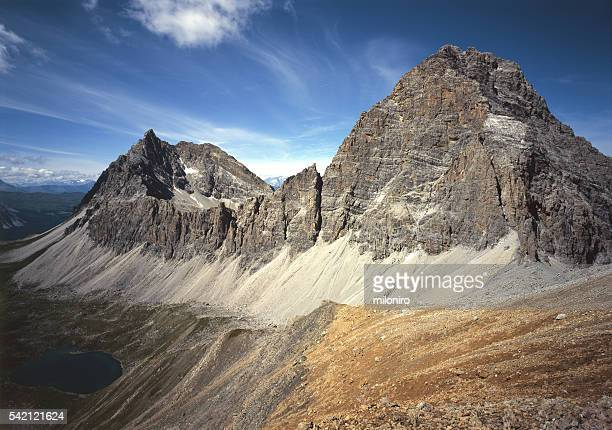 piz mitgel, tinzenhorn - miloniro stock pictures, royalty-free photos & images
