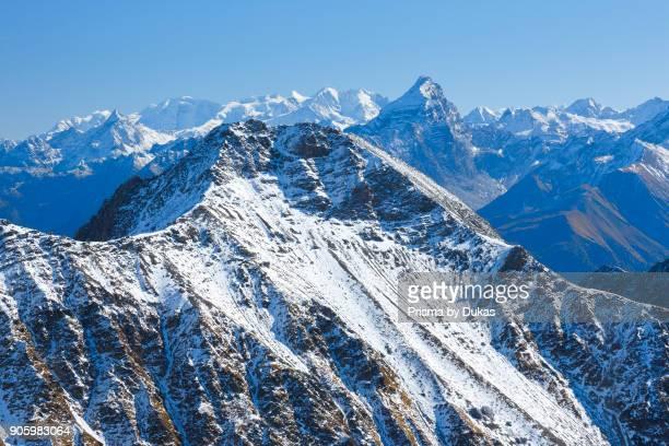 Piz Naira 2870 m Grisons Switzerland