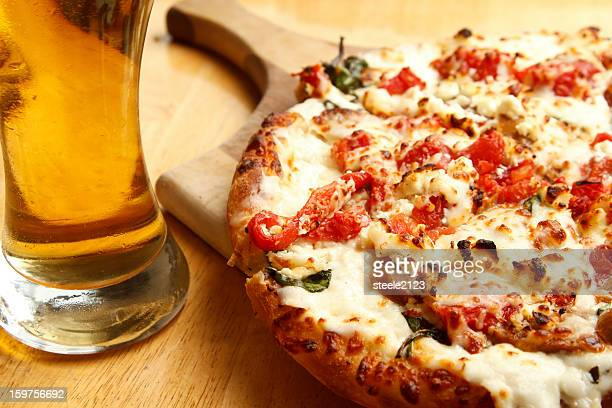 Pizza and Beer