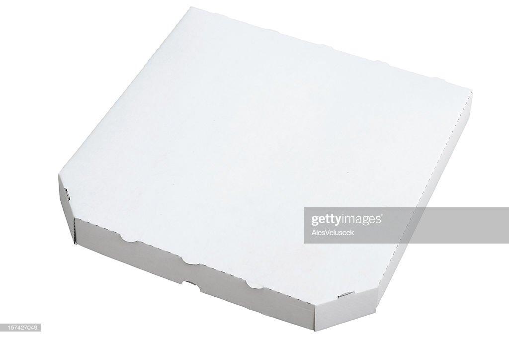 Pizza box : Stock Photo