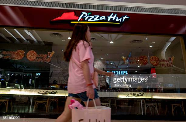 Pizza hut restaurant in a shopping mall China is a key market for Yum Brands parent company of fastfood chains KFC and Pizza Hut It is reported that...