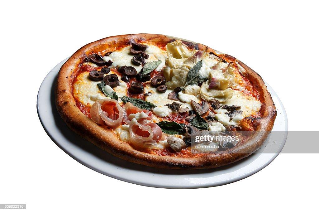 Pizza : Stock Photo