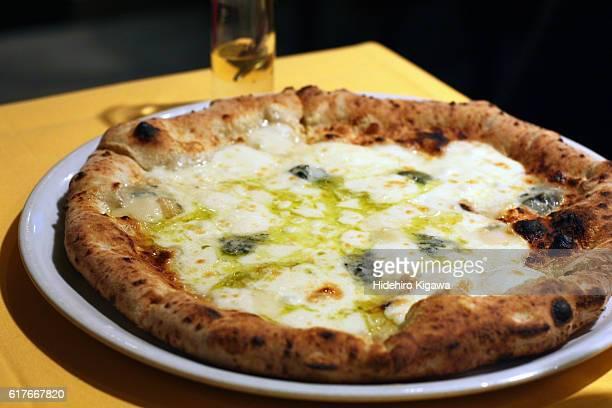 Pizza - Quattro Formaggi