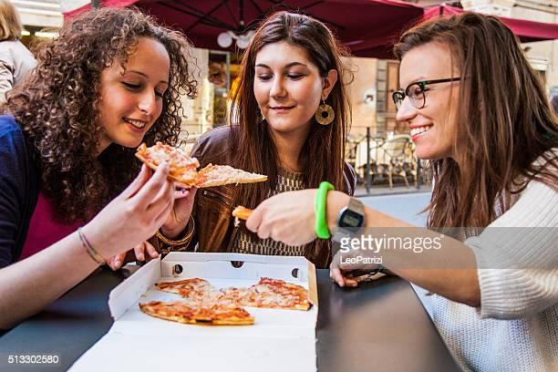 Pizza spot in Italy