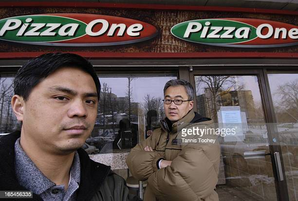 PizzaOne-December 18, 2005- Jianhua 'Colin' Guo and Qun 'Frank' Du, are both plaintiffs against Pizza One Group Inc. Guo has a $100, 000 claim...