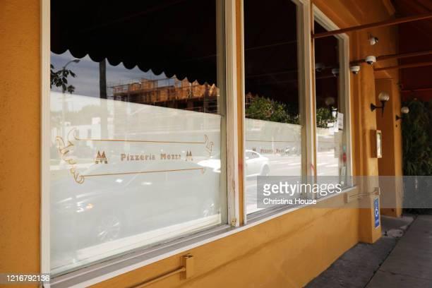 Pizzeria Mozza on Highland is photographed on Sunday May 31 2020
