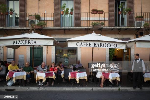 Pizzeria, Rome - Italy