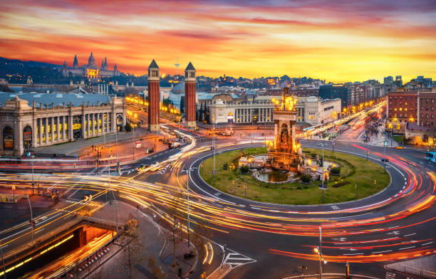 Barcelona, Spain Barcelona, Spain