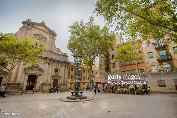 placa de la barceloneta - カタルーニャ州 ストックフォトと画像