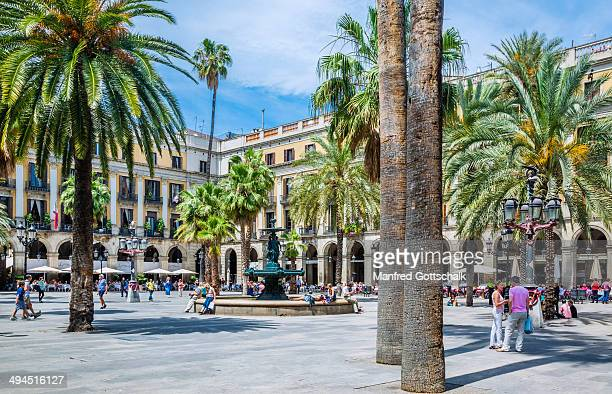 Placa Real Barcelona