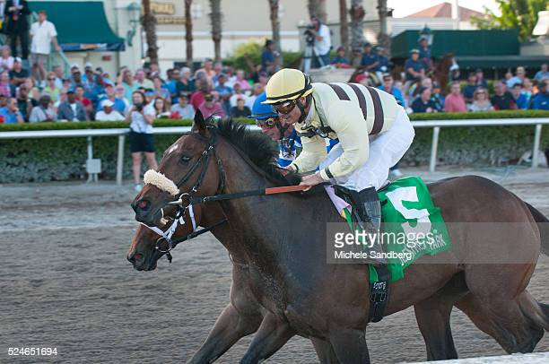 Place Alex O Solis riding House Rules Javier Castellano Wins The Davona Dale riding Onlyforyou The 30th Running of The Davona Dale