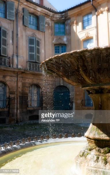 Place d'Albertas, Aix en Provence, Provence