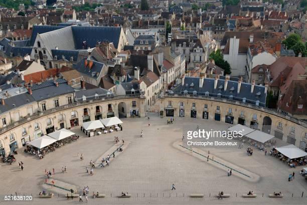 place de la liberation - dijon stock pictures, royalty-free photos & images