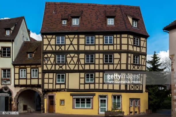 Place de l'Ancienne Douane, Colmar, Haut Rhin, Alsace, France
