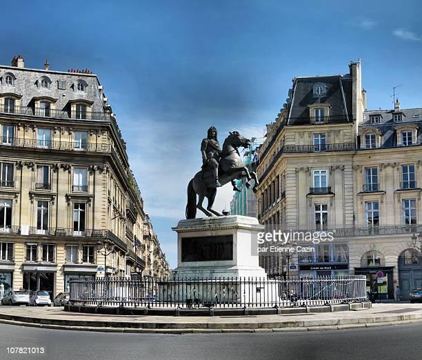 Place des Victoires - Paris