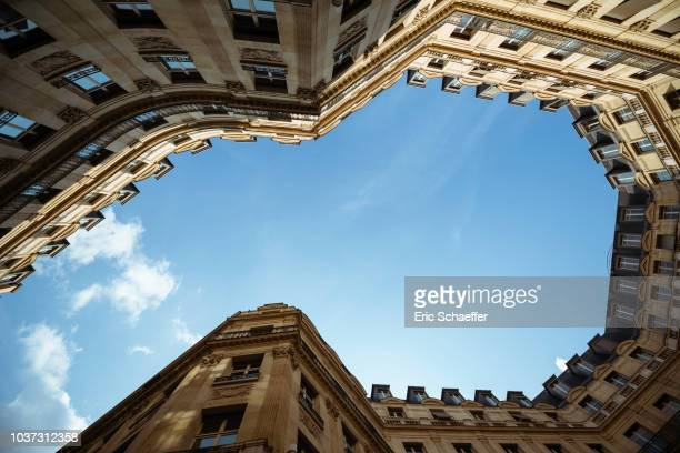 place edouard vii - low angle view stock pictures, royalty-free photos & images