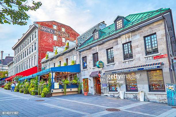 Place Jacques Cartier, Old Montreal