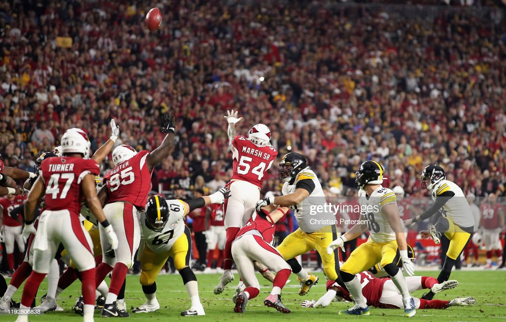 Pittsburgh Steelers vArizona Cardinals : News Photo