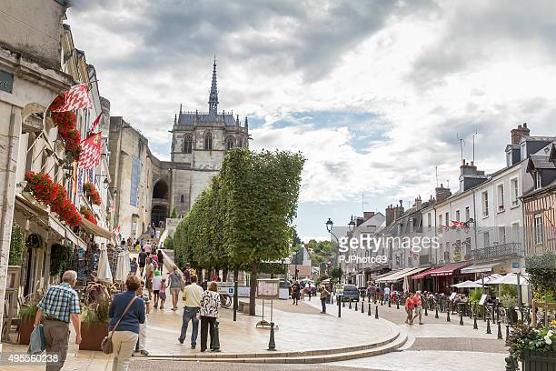 place michel debre - amboise - france - pjphoto69 stock pictures, royalty-free photos & images
