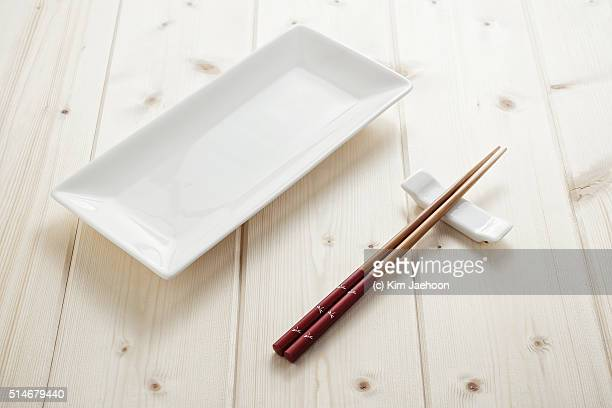 place setting - chopsticks stock pictures, royalty-free photos & images