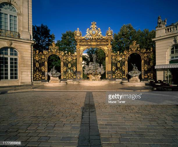 place stanislas in nancy - nancy stock pictures, royalty-free photos & images