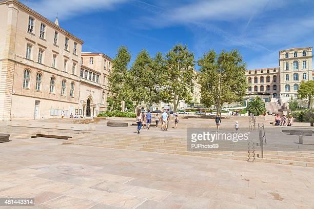 Place Villeneuve-Bargemon-Marseille