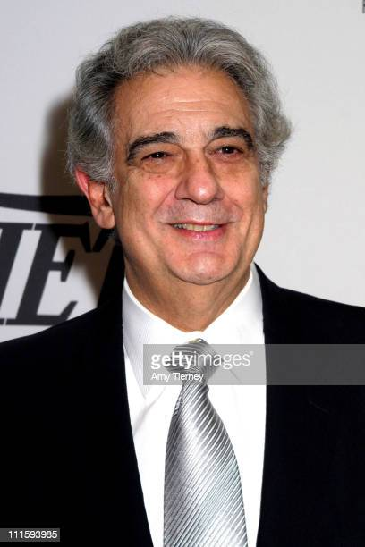 Placido Domingo during The Producer's Guild Of America Holds Their 3rd Annual Celebration Of Diversity at Regent Beverly Wilshire in Beverly Hills...