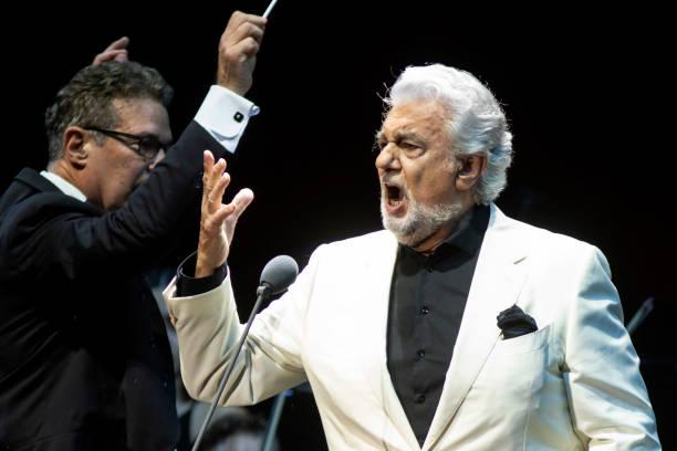 ESP: Placido Domingo Concert - Starlite Catalana Occidente Festival