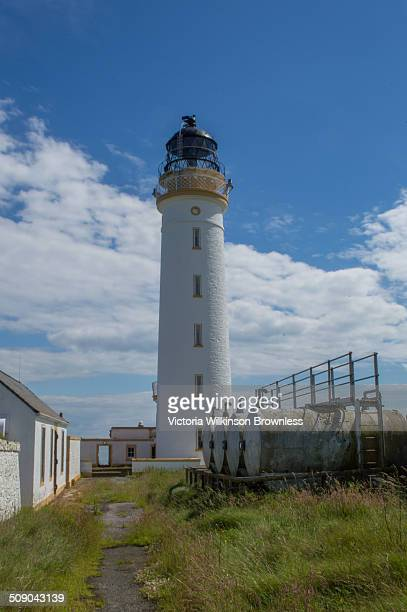 Pladda Lighthouse on the tiny uninhabited island of Pladda, off the south east shore of the isle of Arran. The island and its lighthouse are only...