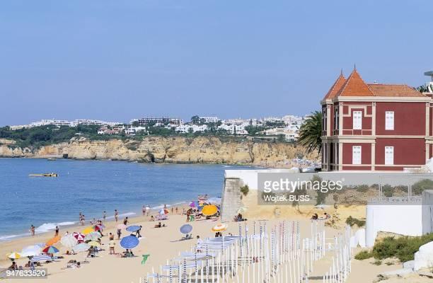 Plage Armacao de Pera Algarve Portugal