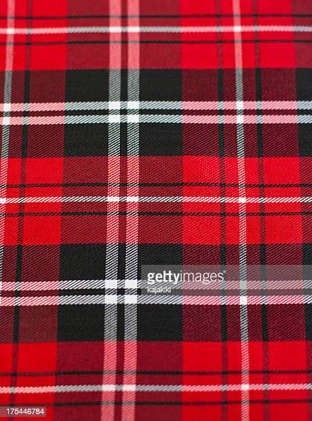 plaid fabric - plaid stock pictures, royalty-free photos & images