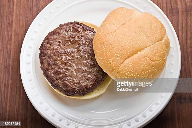 Hamburger plano de