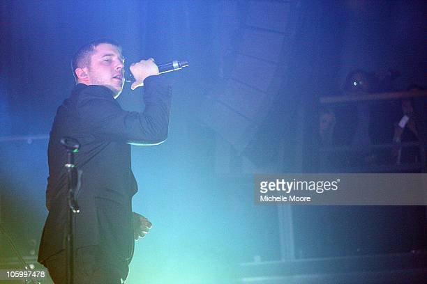 Plan B performs at O2 Academy Leicester on October 24, 2010 in Leicester, England.
