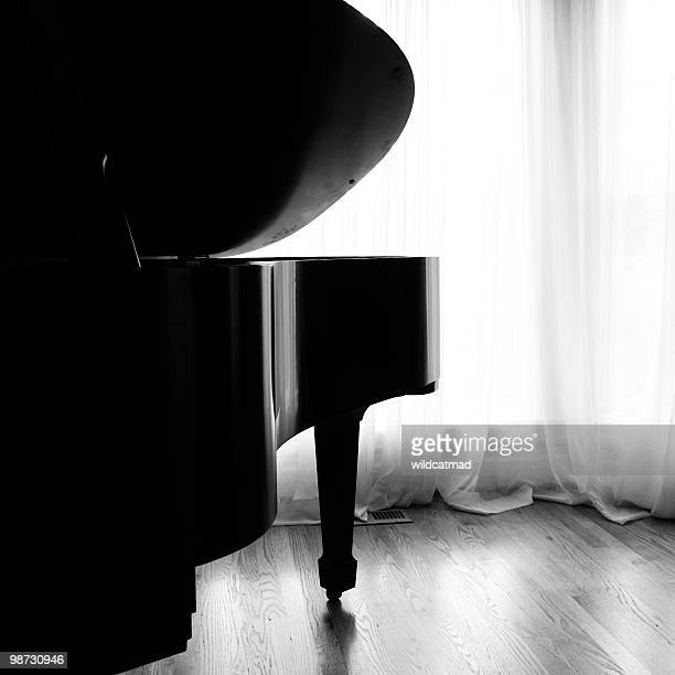 piano - grand piano stock photos and pictures