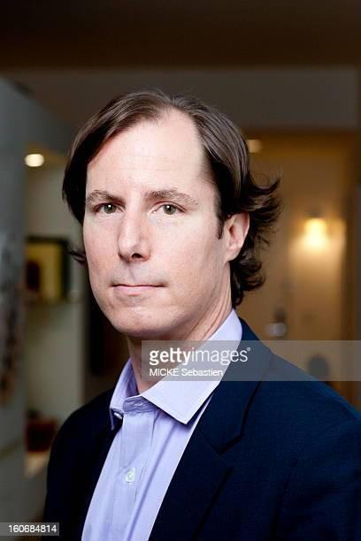 Plan smiling face MADOFF Andrew son of Bernard MADOFF posing in the apartment of a friend NEW YORK facing Wall Street He told his truth and settles...