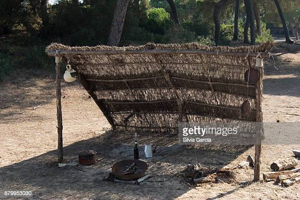 Plancha Town, Doñana National Park, Huelva