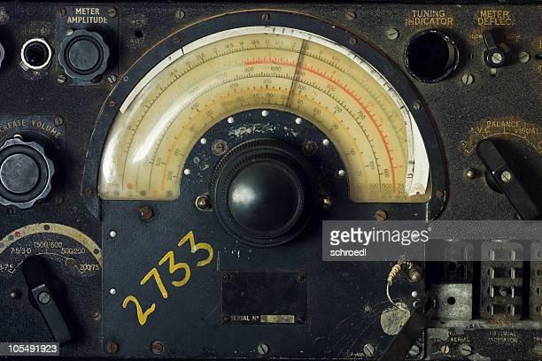 WWII Plane Radio