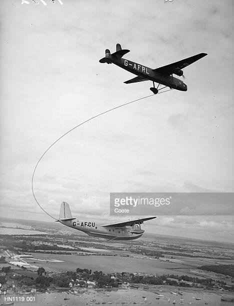 plane to plane - 1939 stock-fotos und bilder