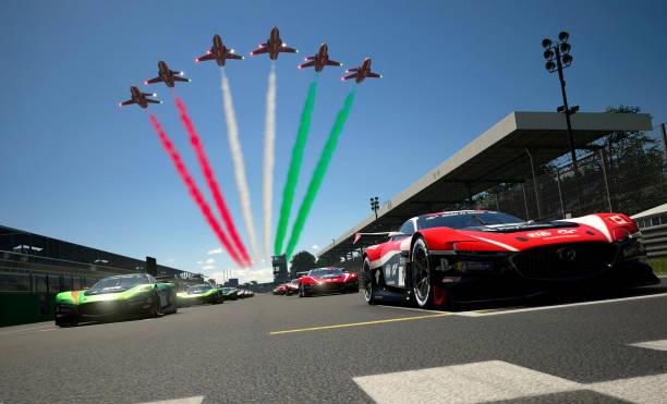 GBR: Gran Turismo World Series 2021 - Round 1