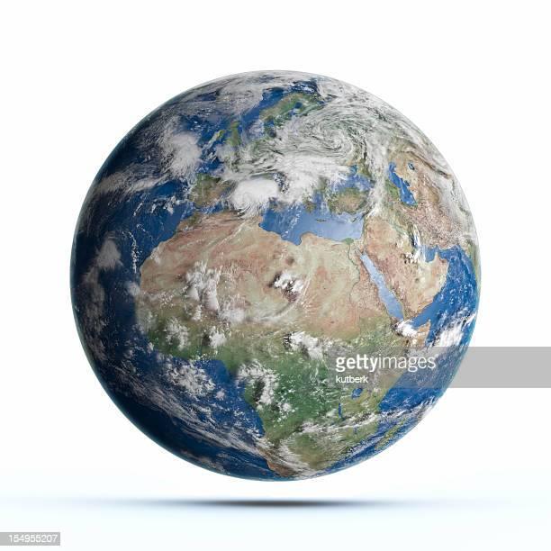 Planeta tierra África