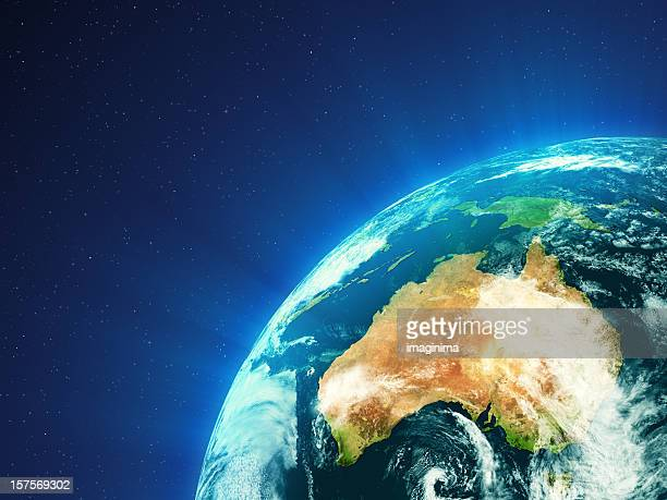 Planet Earth - Oceania