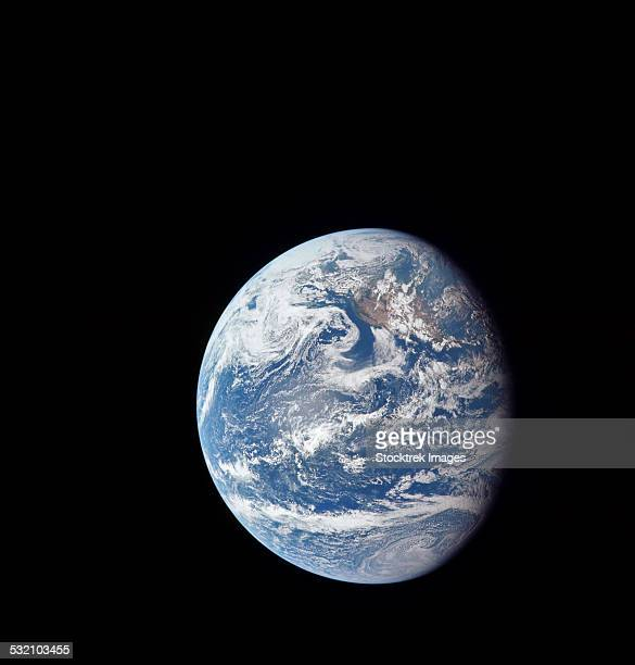 planet earth taken by the apollo 11 crew. - 1969年 ストックフォトと画像