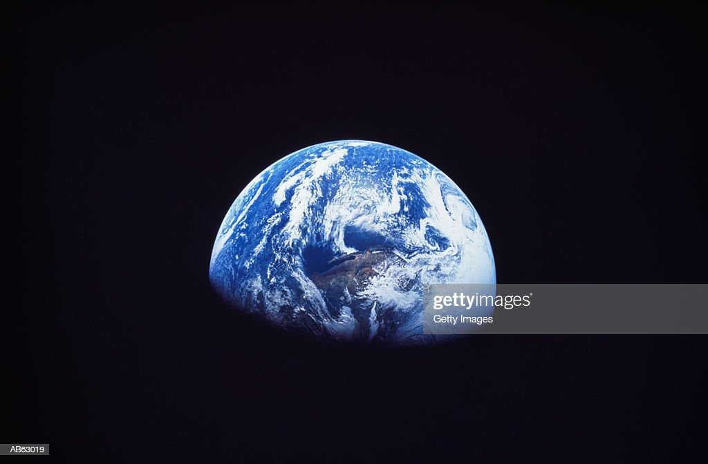 Planet Earth, view from space : Stock Photo