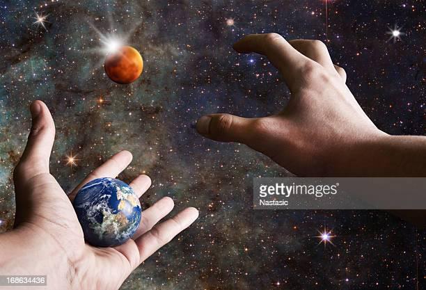 planet grab