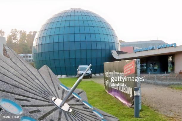 Planetarium in Wolfsburg
