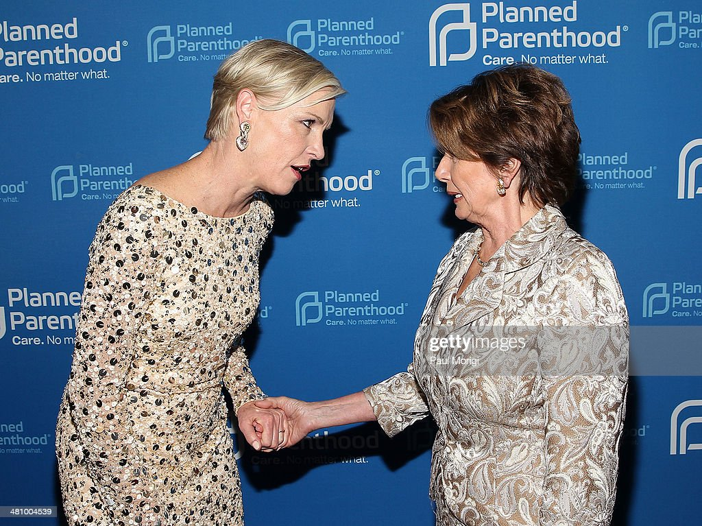 Planned Parenthood Federation Of America's 2014 Gala Awards Dinner : News Photo