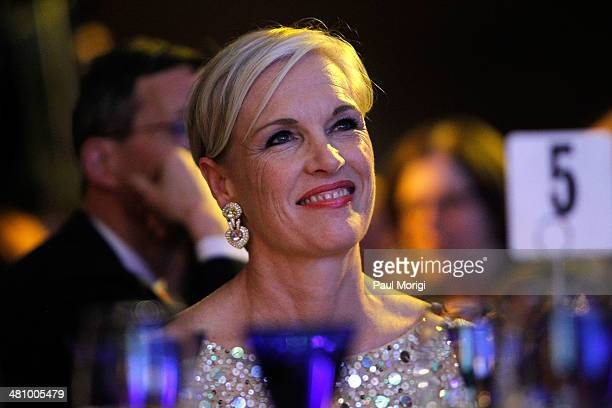 Planned Parenthood Federation of America President Cecile Richards attends the Planned Parenthood Federation Of America's 2014 Gala Awards Dinner at...